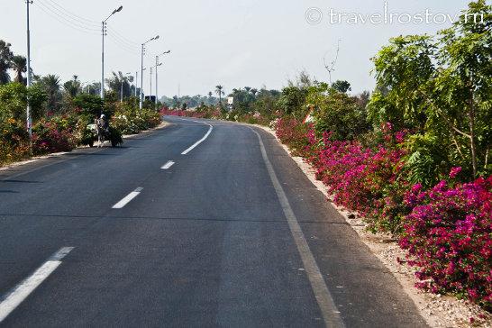 Дорога на Луксор