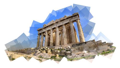 Туры в Грецию. Парфенон