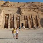 Абу Симбел - Рамзес II (1290-1223 до н.э.)