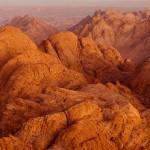 Египет, Гора Сина́й (ивр. הַר סִינַי, Хар-Синай; гора Моисея)