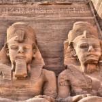 Статуи храма Рамзеса