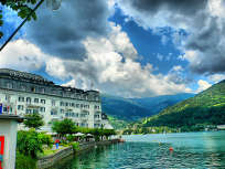 Grand Hotel of Zell Am See Austria