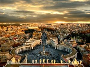 Ватикан, Рим