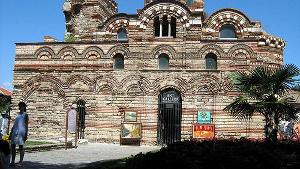 Туры в Болгарию. Город-музей Несебр