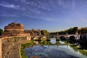 Замок Святого Ангела (Castel Sant'Angelo)