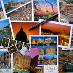 Открытки из Рима
