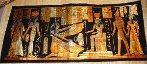 Туры в Египет. Папирус