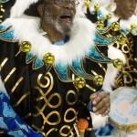 Африканская музыка – вот что положило начало зажигательному празднику