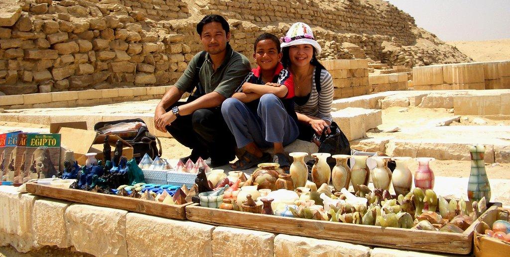 Что привезти из египта в подарок 100
