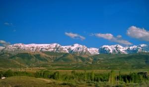 Горы Торос, Турция