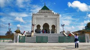 Туры в Марокко. Мавзолей Мохаммеда V