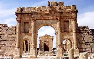 Туры в Тунис. Руины Сбейтлы