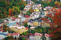 Курорты минеральных вод и отдых в Чехии