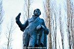Пушкин на набережной. Таганрог
