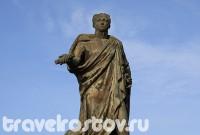 Александр I. Таганрог