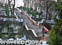Каменная лестница. Таганрог