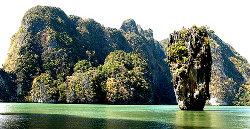 залив Пхангнга (Phang Nga)