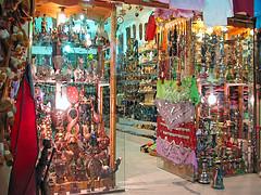 Сувенирный магазин. Хургада