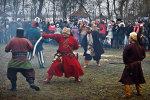Сражение с турками. КИТК Казачий Дон