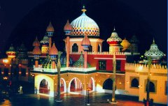 Экскурсии в Египте. Дворец «Тысяча и одна ночь»
