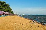 Пляж Джомтьен (Jomtien). Паттайя