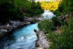 Каньон Кёпрюлю. Турция
