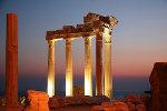 Храм Аполлона. Сиде