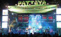 Музыкальный фестиваль Паттайи