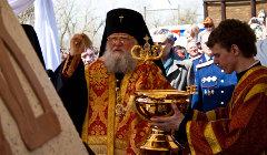 Пасхальные гуляния в Старочеркасской