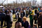 Празднование в КИТК Казачий Дон. Пасха в Старочеркасской 2011