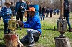 Чай из самовара. Пасха в Старочеркасской 2011