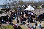 Пасха в Старочеркасской 2011