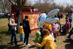 Кукольный театр. Пасха в Старочеркасской 2011