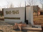 Аллея 50-летия Победы. Поляна РГУ. ЗЖМ. Ростов-на-Дону