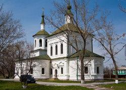 Церковь Петра и Павла в ст. Старочеркасской