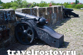 Азов Крепостной вал фото
