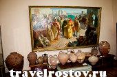 Азов Краеведческий музей фото