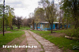 Дом отдыха «Пухляковский»