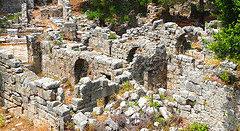 Экскурсия в Фазелис