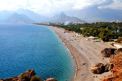 Турция из Ростова-на-Дону. Обзор пляжей