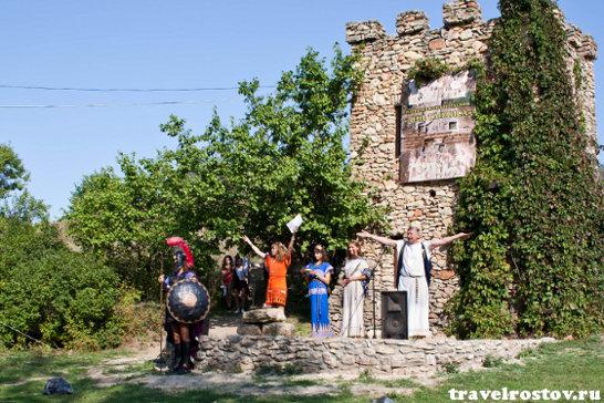 Приветствие на День Танаиса 2011