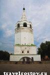 Шатровая колокольня в ст. Старочеркасской