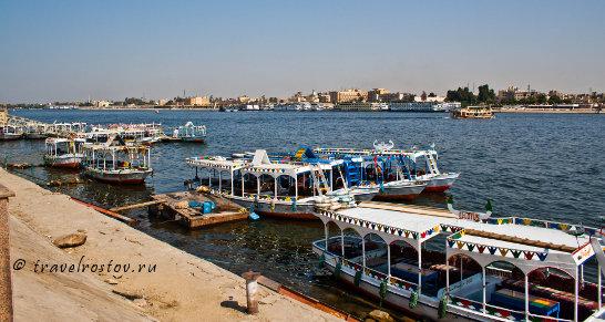 Туры в Египет из Ростова-на-Дону. Река Нил