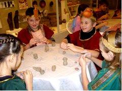 Исторические практикумы от музея Танаис