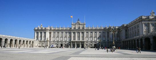 Туры в Испанию из Ростова. Королевский дворец