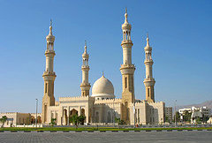 Туры в ОАЭ. Мечеть Фуджейры