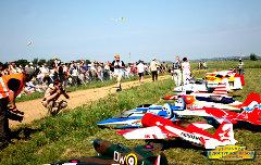 IV-Аэрошоу радиоуправляемых реактивных моделей самолетов